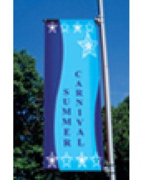 Outdoor Banner Displays