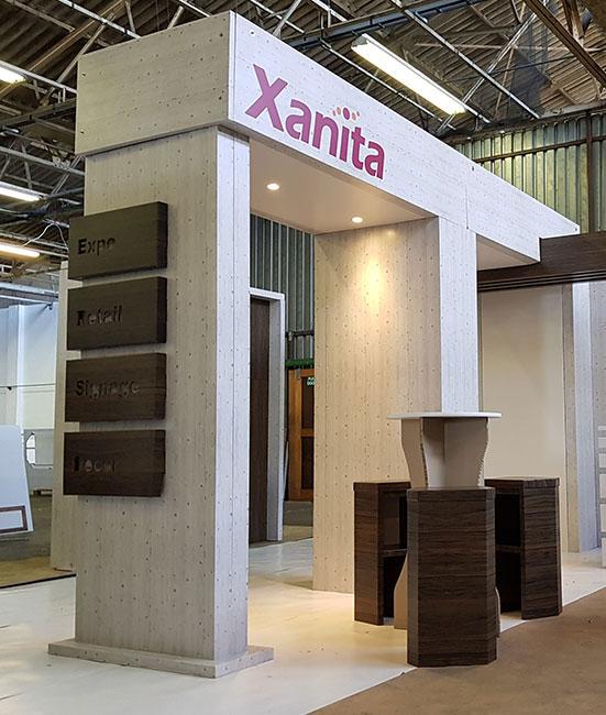 xanita-display